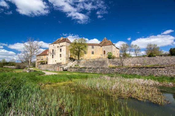 Château de Marsa à Beauregard
