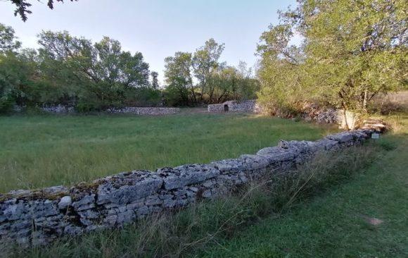 circuit des cabanes - cabane n°1 d'Aubias